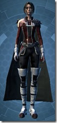 Veteran Smuggler - Female Front