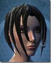 Veteran Smuggler Female Headgear