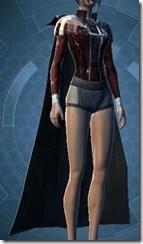 Veteran Smuggler Female Jacket
