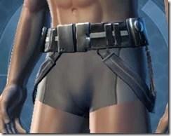 Veteran Smuggler Male Belt