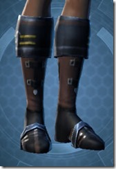 Veteran's Agent Female Boots