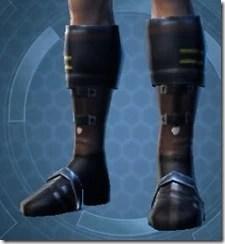 Veteran's Agent Male Boots