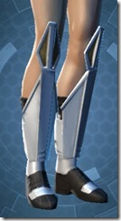 Veteran's Knight Female Boots