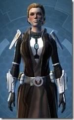 Veteran's Knight - Female Close