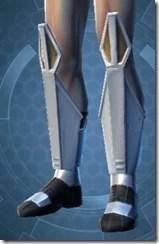 Veteran's Knight Male Boots