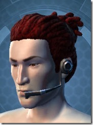 Veteran's Knight Male Headgear