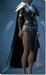 Veteran's Warrior Female Chestguard
