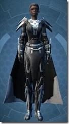 Veteran's Warrior - Female Front