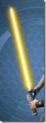 Aftermarket Force-Lord's Lightsaber MK-3 Full