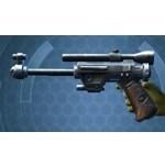 Carbon-Scored Boltblaster's Offhand Blaster MK-2
