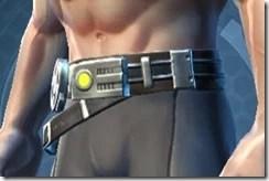 Ciridium Onslaught Male Belt
