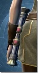 Crystalline Duelist's Saberstaff MK-2 Stowed
