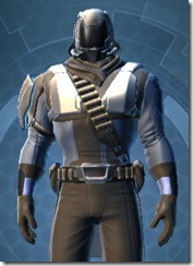 Defiant Asylum MK-16 - Male Close