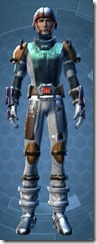 Defiant Asylum MK-26 - Male Front