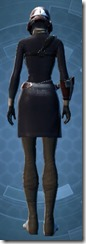 Defiant Mender MK-16 - Female Back