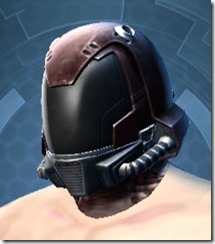 Defiant Mender MK-16 Male Headgear