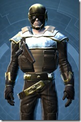 Defiant Mender Mk-26 - Male Close
