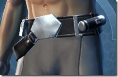Defiant Mender Onslaught MK-26 Belt