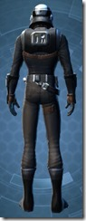 Defiant Mender Onslaught MK-26 - Male Back