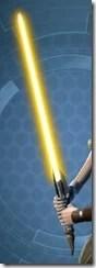 Devoted Allies Assault Lightsaber Full