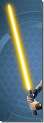 Fire Node Wind Crystal Lightsaber Full