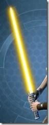 Fractured Pummeler's Lightsaber MK-3 Full