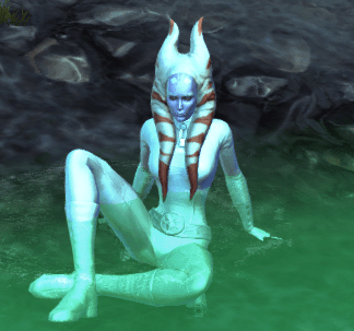 Harizha-in-water