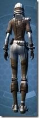 Outlander Explorer - Female Back