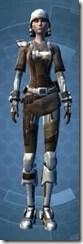 Outlander Explorer - Female Front