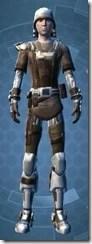 Outlander Explorer - Male Front