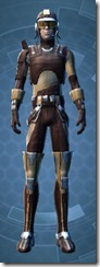 Outlander Patroller - Male Front