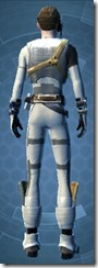 Overwatch Officer - Male Back
