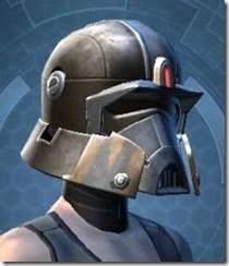 Overwatch Sentry Helmet