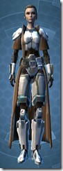 Resolute Guardian - Female Front