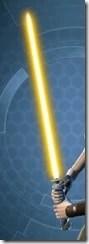Thermal Bulwark's Lightsaber MK-3 Full