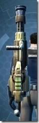 Aftermarket Boltblaster's Assault Cannon MK-3 Stowed