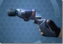 Aftermarket Targeter's Blaster Pistol MK-3 Left