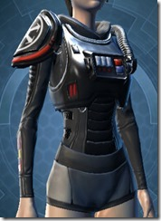 Alliance Reconnaissance Breastplate
