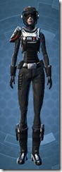 Alliance Reconnaissance - Female Front