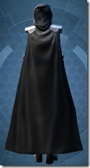 Darth Malgus - Female Back