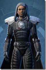 Darth Malgus - Male Close