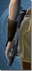 Defiant Lightsaber MK-26 Stowed