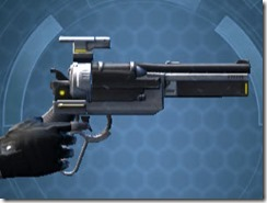 Defiant MK-16 26 Blaster Pistol Right