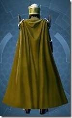 Exarch Asylum MK-26 Dyed Back