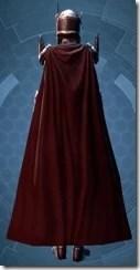 Exarch Asylum MK-26 - Female Back