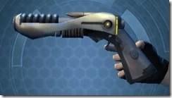 Flexiglass Ceraglass Blaster Pistol Left