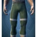 Frilled Leatheris Pants (Pub)