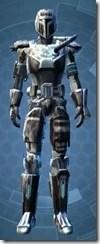 Mandalorian Seeker - Male Front