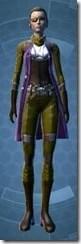 Outlander Observer Dyed Front