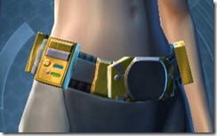 Overwatch Enforcer Belt